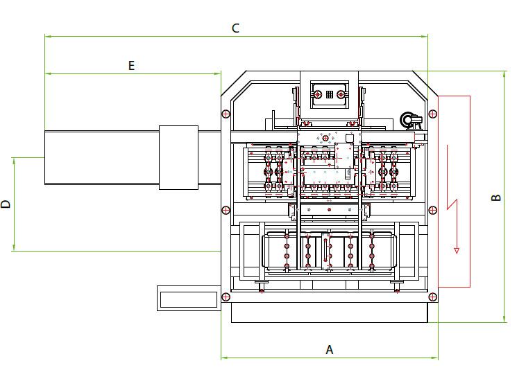 Schema Elettrico Per Porta Automatica Pollaio : Mondo scaglione benvenuti incartonatrice automatica